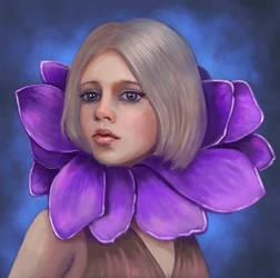 Violet by Sirinne