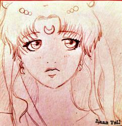 Princess Serenity by AnnaVail