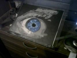 blue eye by karl-penguin