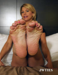 Carissas Sexy Soles by JWTies