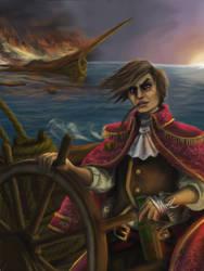 Pirate King Reaver by Nyan27