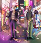 Yakuza Saints by Nyan27