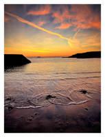 Cullercoats Bay by northernmonkeyz