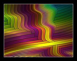 Melting Rainbow by tonycade