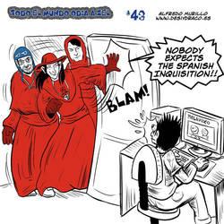 Spanish Inquisition by Zelgadiss1983