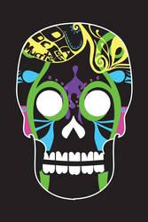 Dia De Los Muertos by lmerr