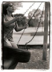 Tire Swing by lmerr