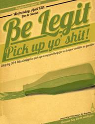 Be Legit. by lmerr