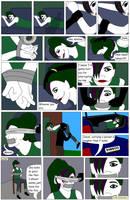 An Unforeseen Meeting Part 1 by jokerismyname