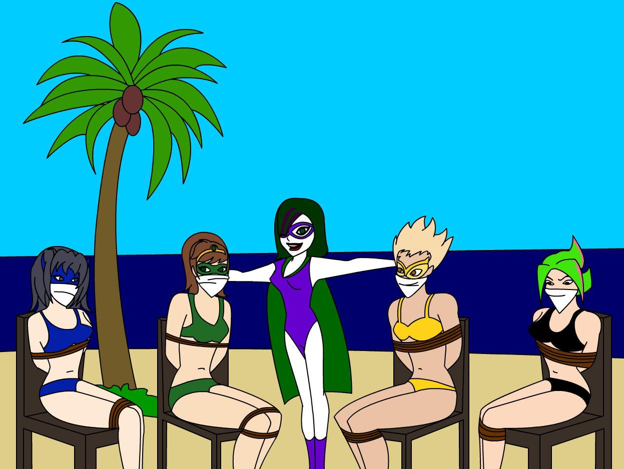 Summer Damselflies Party! by jokerismyname