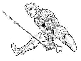 peter parker free by onetwopunch