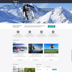 Trek WordPress Theme by cmsthemes