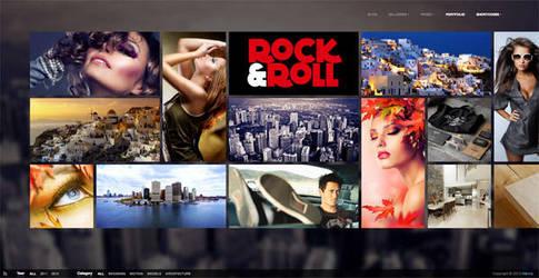Mantra Best Metro Style WordPress Theme by cmsthemes