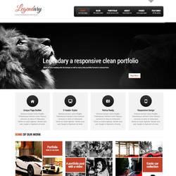 Legendary WordPress Theme by cmsthemes