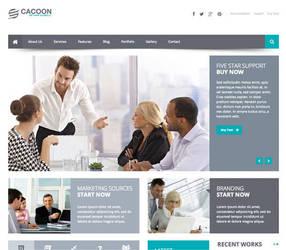 Cacoon WordPress Theme by cmsthemes