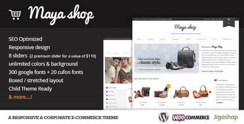 Best WooCommerce WordPress Themes by cmsthemes