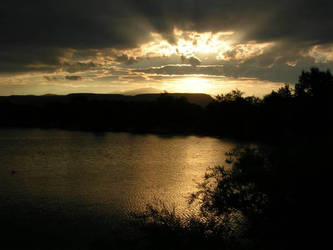 A Colorado Sunset by csmz04
