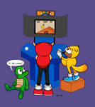 Arcade Battle! by MightyRay