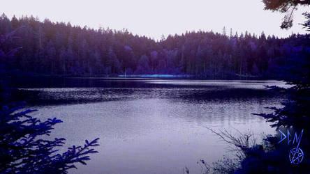 Dark Lake  by Dee-Morgan999