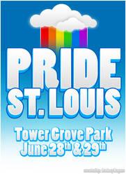 Pride St. Louis Ad by furiousfelinefuries