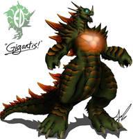 Kaiju Wars: Gigantis by Blabyloo229