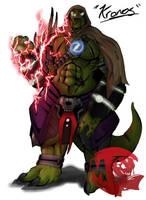Kaiju Wars: Kronos by Blabyloo229