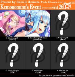 Kemonomimi Event (From Term29) Vol.26 by Ikemura-Hiroichi