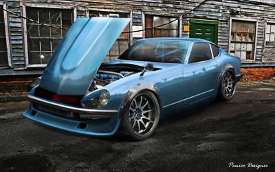240Z blue label by mateus12345