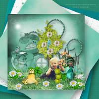 Childs paradise by AudrajScraps