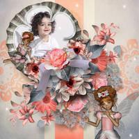 AngeliquesScraps Miracles AudrajScraps by AudrajScraps