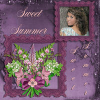 Sweet Summer by AudrajScraps