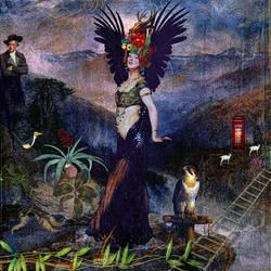 Highland Angel by AudrajScraps