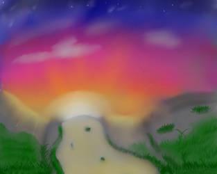 Sunrise by NinLuvs-SHM