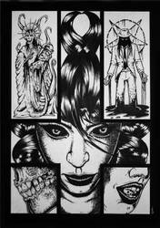 El Anticristo by mrkore