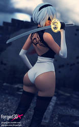 2B by forged3DX