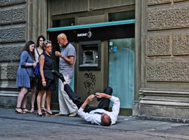 ATM portrait by myraincheck