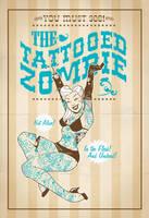 The Tattooed Zombie by paulorocker