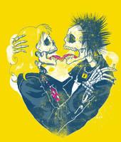 Sid and Nancy by paulorocker