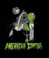 American Zombie by paulorocker