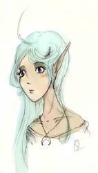 Anime Princess by panaceanplague99