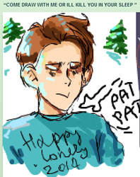 Iscribble sketches 5 by Hilups