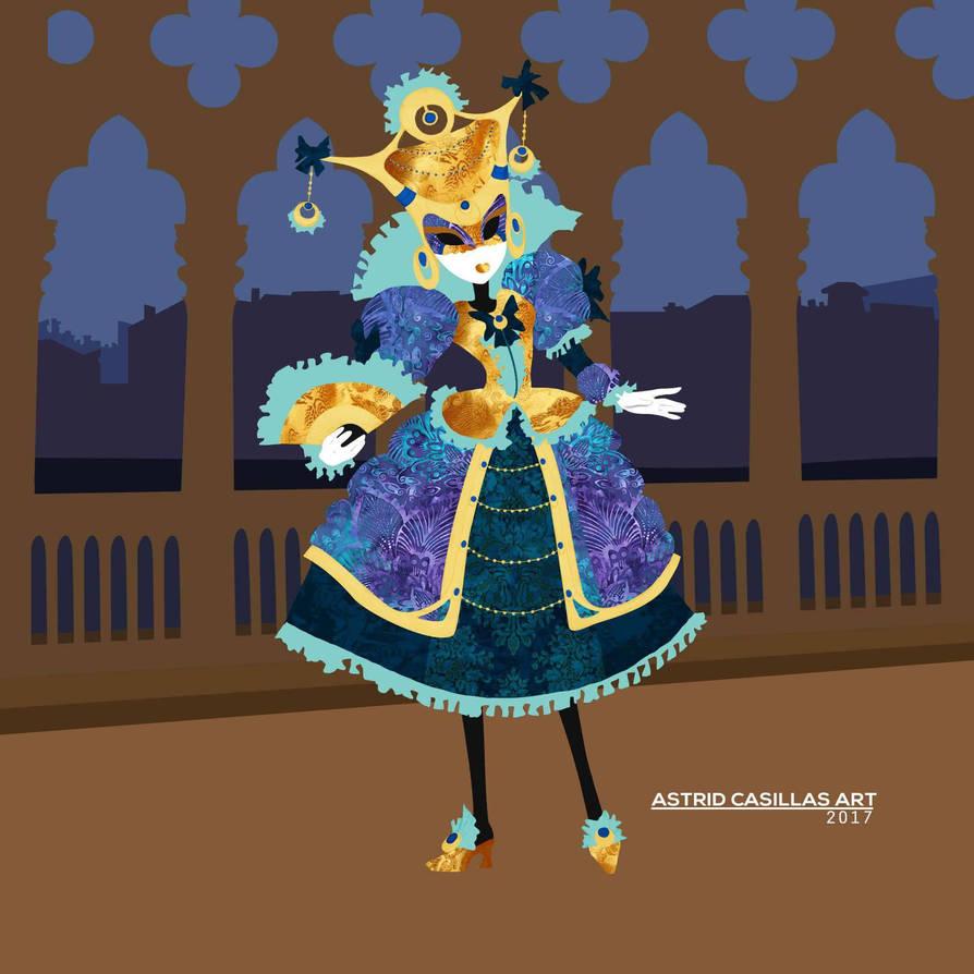 e82ed6facc6c The Venice Masquerade Ball by Musirica on DeviantArt
