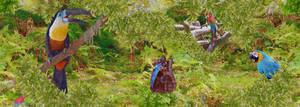 Jungledeviant by Cri-Studio