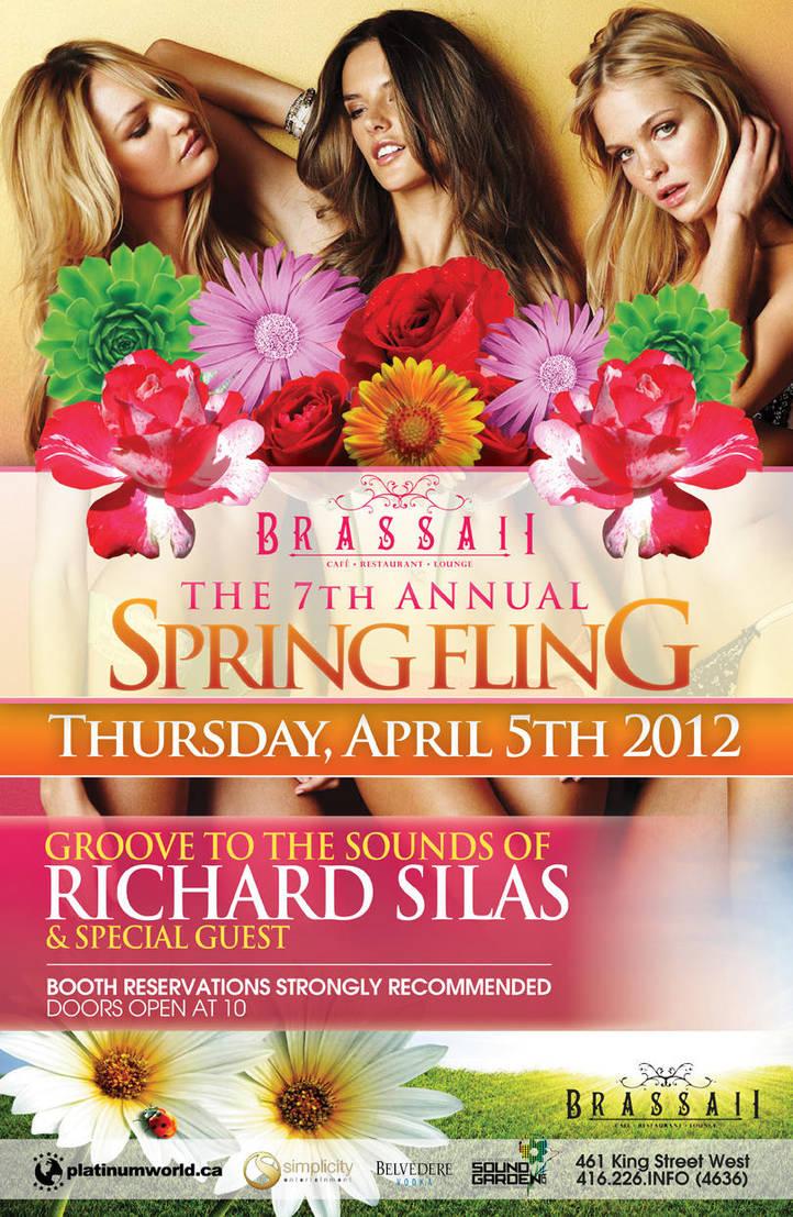 Brassaii Spring Fling by rjartwork