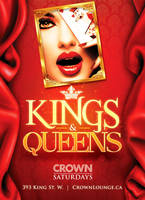 Kings and Queens Flyer by rjartwork