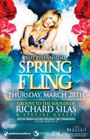 Brassaii Spring Fling 2013 Poster by rjartwork