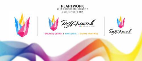 RJ Artwork 2014 Brand Kit by rjartwork