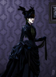 The Black Widow by Lelia