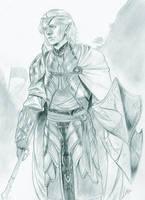 Finrod Felagund by Lelia