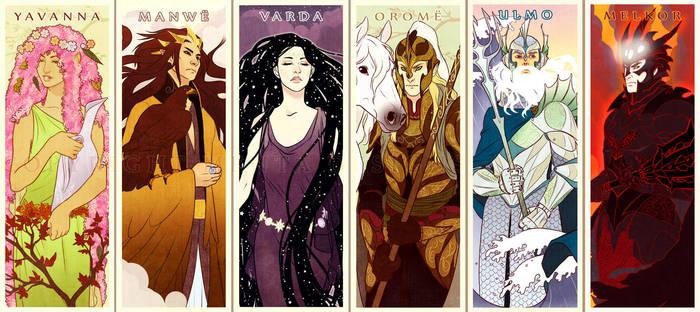 BM: The Valar by Lelia